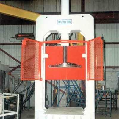 Tank Press Product Discharge Systems