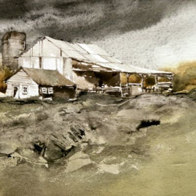 David Greaves - Watercolourist