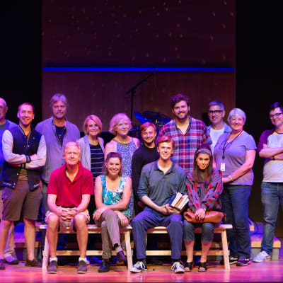 Beside Myself by Norm Foster & Steve Thomas - Company Photo