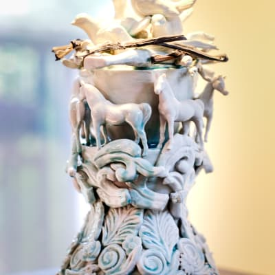 Ann Cummings - Ceramic Artist