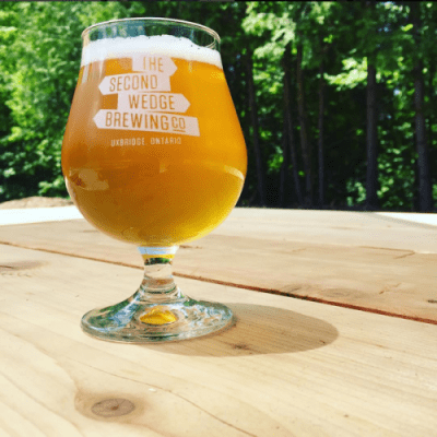 Craft Beer from The Second Wedge Brewing Co