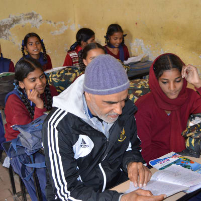 Sukhdeep Singh Chakria Academy & Local Initiatives