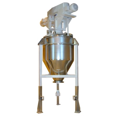 Dual & Triple Shaft Mixer Tank-Mounted