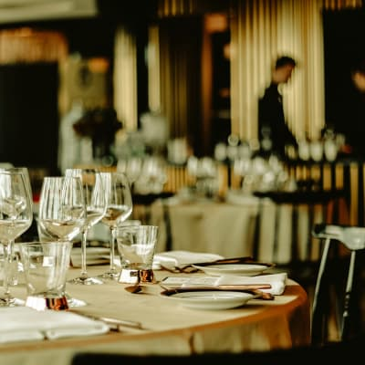 Private Dinner Event at King & Bay