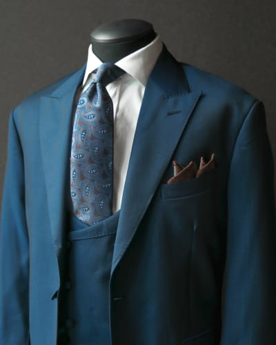 Custom Mens Suits, King & Bay, Toronto