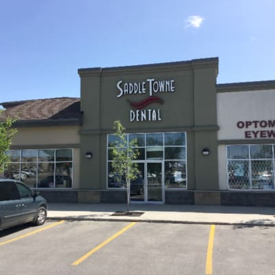 Welcome to Saddletowne Dental in Northeast Calgary