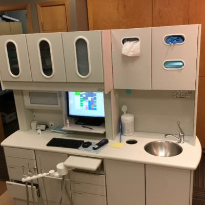 Saddletowne Dental Treatment Room