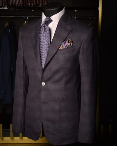 Custom, Sport Jacket, King & Bay, Toronto