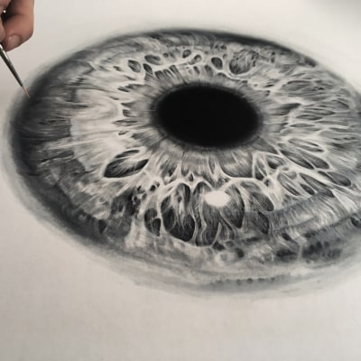 Sarah Holtby | Pencil Drawings