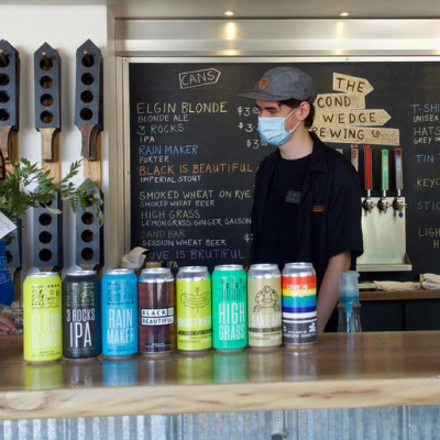 The Second Wedge Brewing Company | Uxbridge Craft Beer