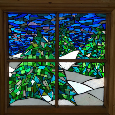 Sheryl Bunting | Stained Glass