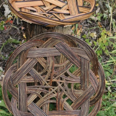 Large Tatzca baskets