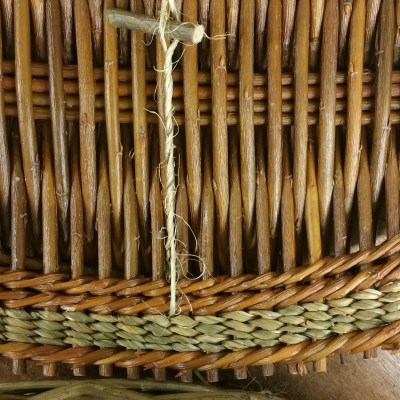 Detail simpel willow tray