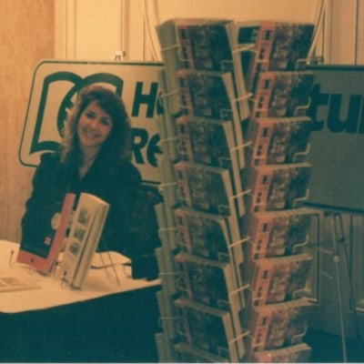 features writer for horticulture review magazine 1989-1992