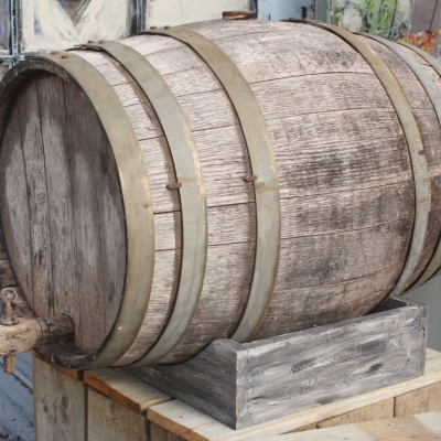 Kegger Whisky Barrel Money Box