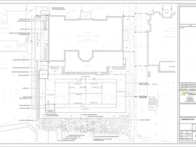Landscape Design Blueprint By Niagara Outdoor
